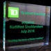 perspex printed awards.
