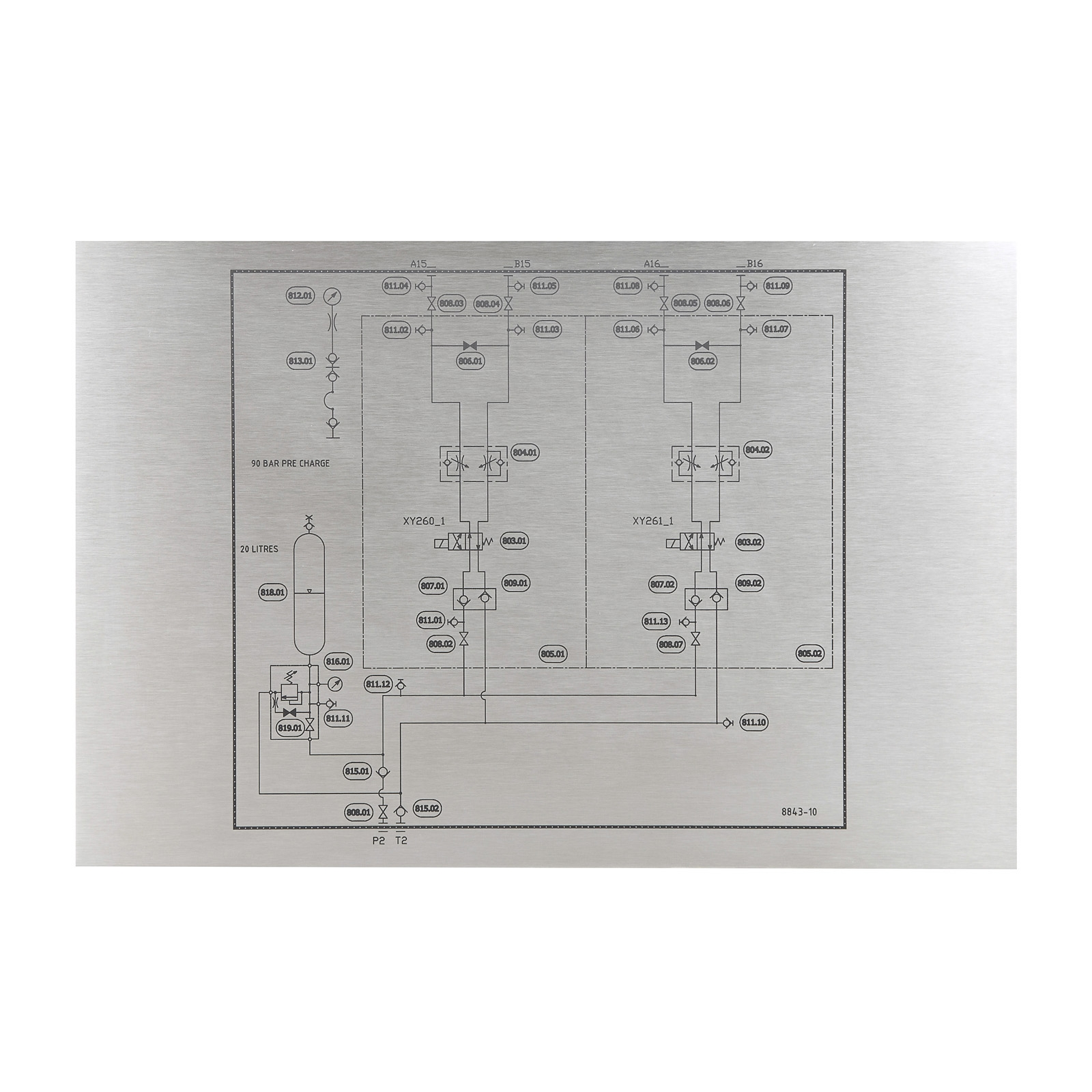 Control panels, Mimic and Schematic Diagrams using graphic ... on motor control diagram symbols, power panels electrical diagram symbols, control stations drawings, standard control panel symbols, electrical wiring diagram symbols, residential wiring diagram symbols, intermediate symbols, electrical schematic symbols, layout drawing symbols, schematic drawing symbols, motor control schematic symbols,