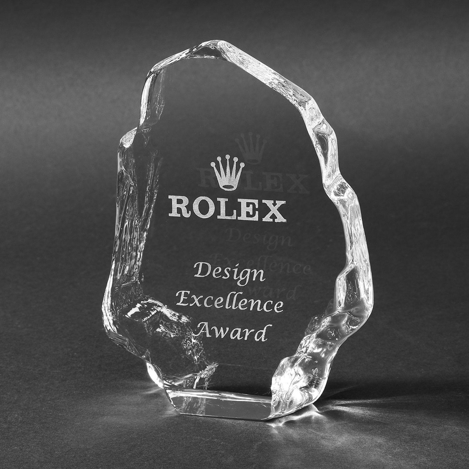 Laser Engraved Glass Awards